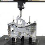 Montage de controle pour machine de mesure tridimensionnelle