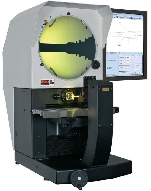 Projecteur de Profils R400