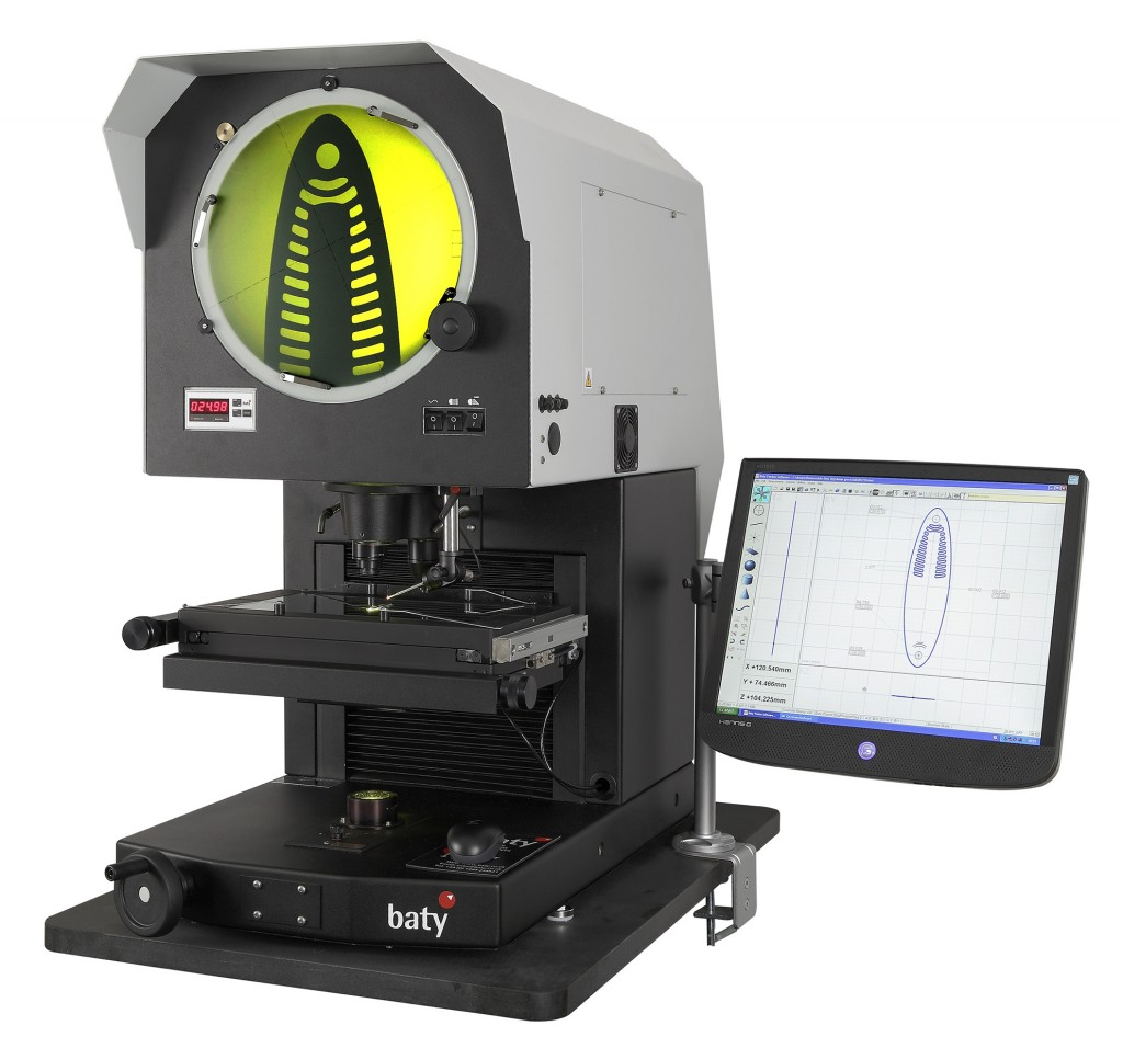 Projecteur de Profils SM350