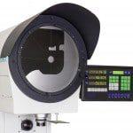 Projecteur de profils vertical avec ecran de 300 mm
