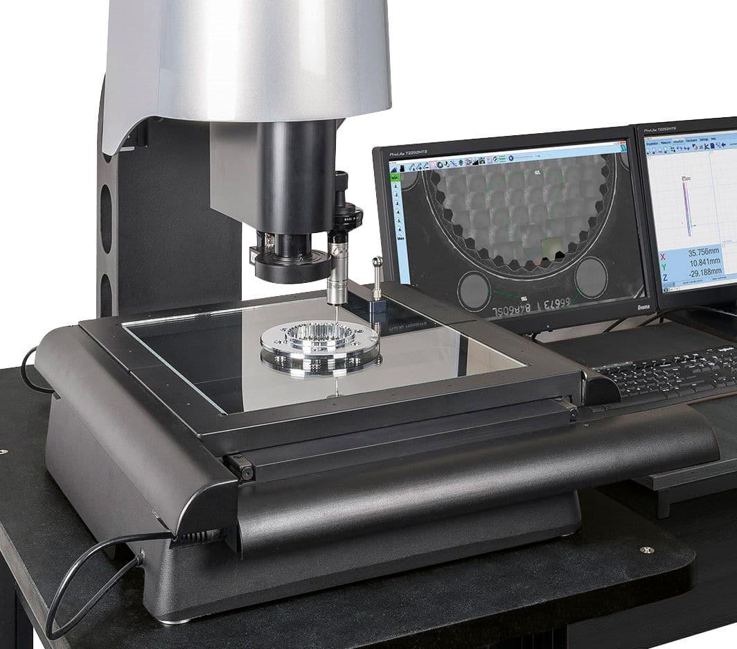 Machine de mesure optique 3D
