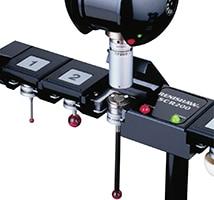 Module Renishaw TP200 et rack SCR200